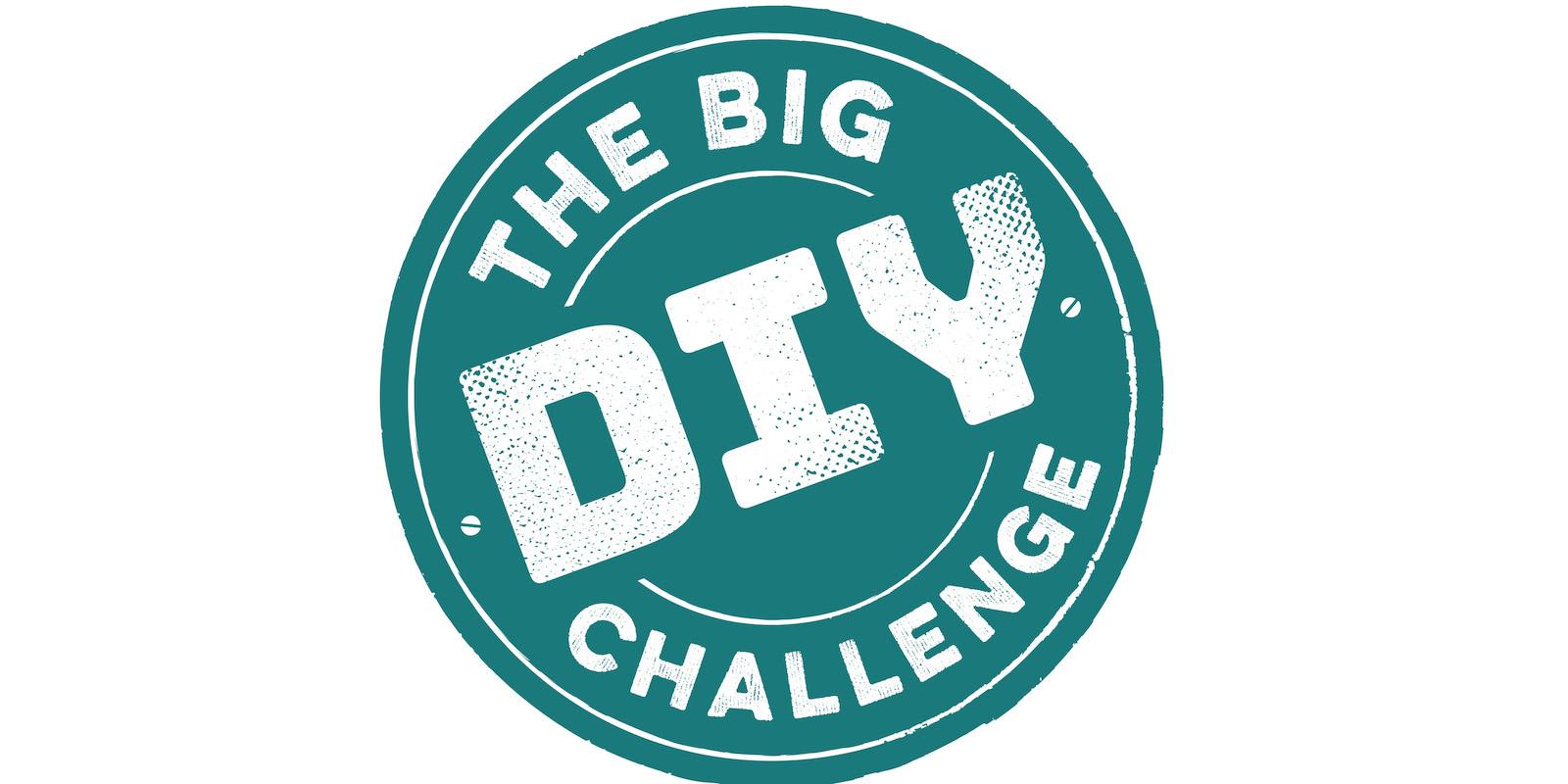 The Big DIY Challenge